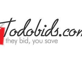 #38 cho Design a Logo for Todobids.com bởi prbernal