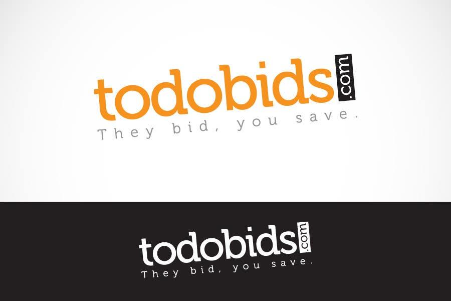 Konkurrenceindlæg #4 for Design a Logo for Todobids.com