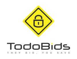 jchrst tarafından Design a Logo for Todobids.com için no 39