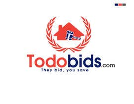 nº 34 pour Design a Logo for Todobids.com par jeffersonpalileo