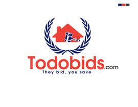 #35 for Design a Logo for Todobids.com by jeffersonpalileo