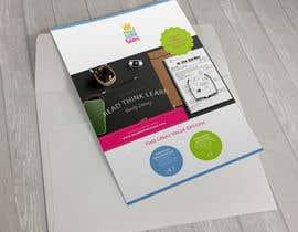 Nro 21 kilpailuun Design a Flyer käyttäjältä tramezzani