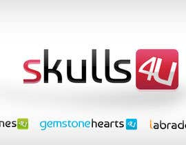 #43 for Simple Logo Design for Skulls4U websites by DrupalExperts