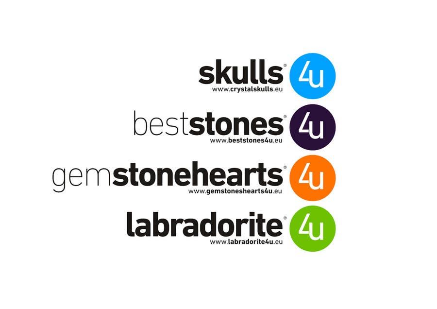Entri Kontes #40 untukSimple Logo Design for Skulls4U websites