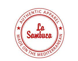#58 for Design a Logo for La Sambuca af MaryorieR