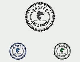 Nro 44 kilpailuun Design a Logo, Version 1,  fish and chips käyttäjältä andryod
