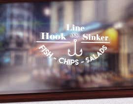 Nro 21 kilpailuun Design a Logo, Version 1,  fish and chips käyttäjältä Grochy