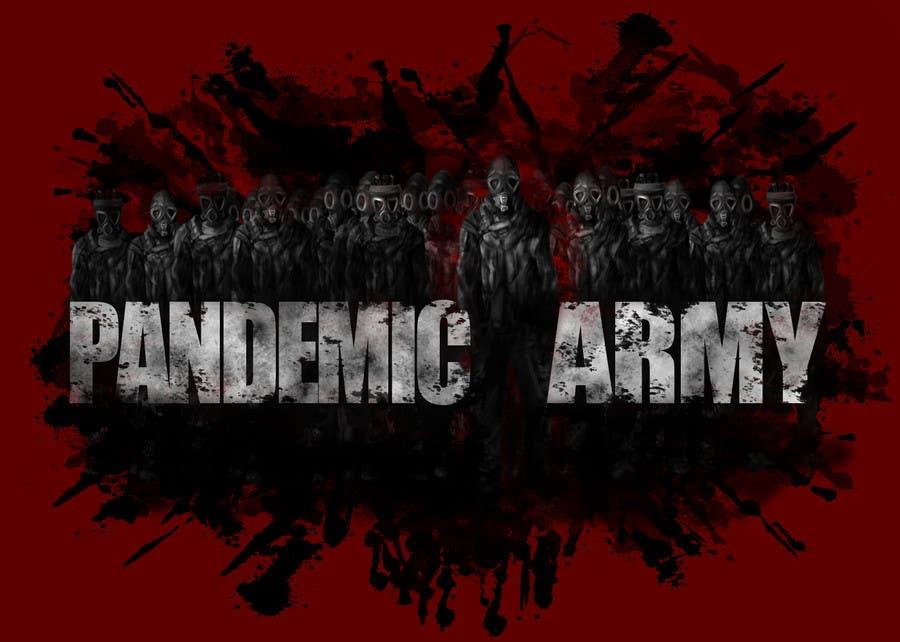 Konkurrenceindlæg #                                        64                                      for                                         Logo Design for Pandemic Army