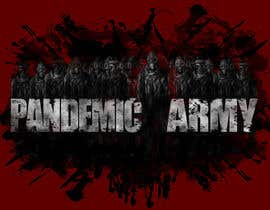 #64 untuk Logo Design for Pandemic Army oleh dragonfireblaze