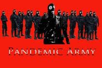 Graphic Design Inscrição do Concurso Nº18 para Logo Design for Pandemic Army