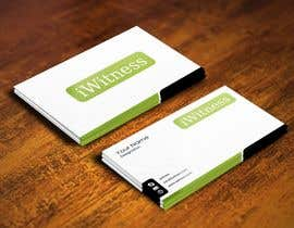 pointlesspixels tarafından iWitness business card design için no 12