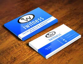 pointlesspixels tarafından iWitness business card design için no 47