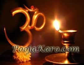 nº 19 pour Design a Logo for PoojaKaro.com par kalpanaSantha