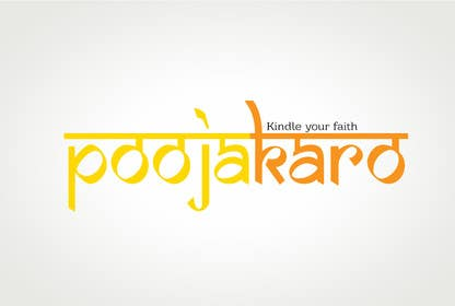 #30 for Design a Logo for PoojaKaro.com af gpatel93