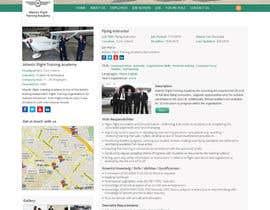 Nro 2 kilpailuun Design a Website Page Mockup käyttäjältä chandradip123