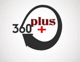 Nro 122 kilpailuun Design a logo / 360 Plus käyttäjältä shamigraphics