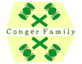 Nro 89 kilpailuun Conger Irwin Family Crest käyttäjältä CAChemist
