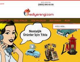 Nro 10 kilpailuun design a website header käyttäjältä harshchavda95