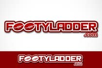 Graphic Design Конкурсная работа №42 для Logo design for sports website footyladder.com