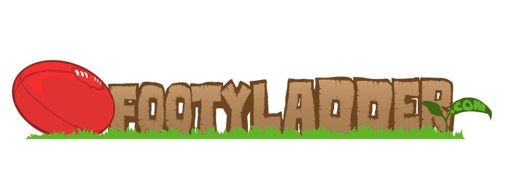 Конкурсная заявка №9 для Logo design for sports website footyladder.com