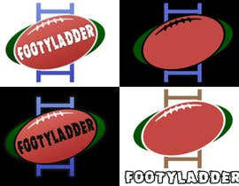 #63 for Logo design for sports website footyladder.com af hellsan631