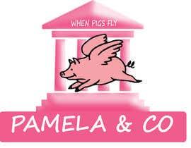 samir121xx tarafından Design a Logo for Pamela & Company için no 14