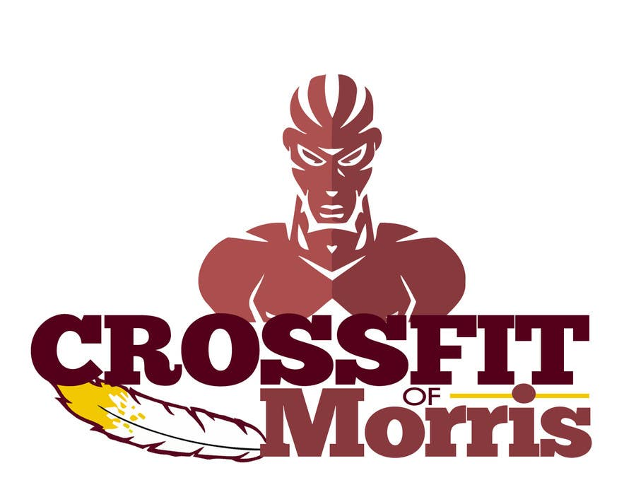 #58 for Need a Logo for CrossFit Morris by MattGraphics
