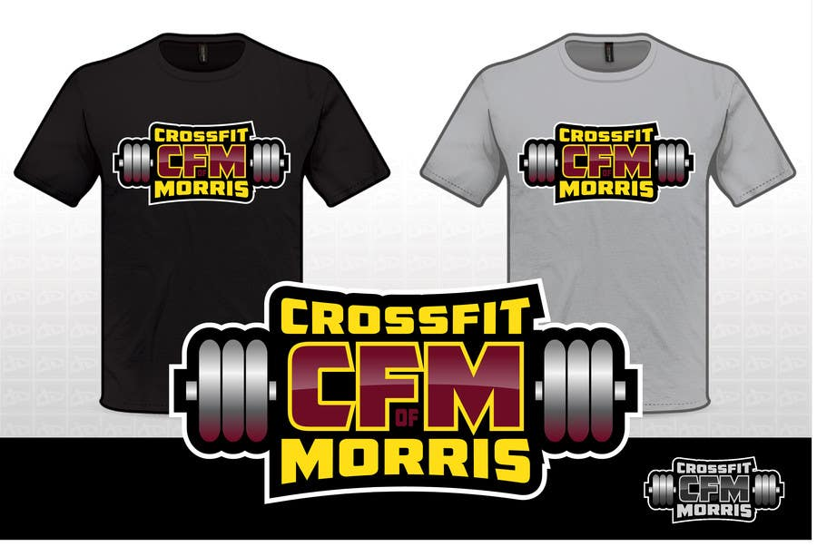 #38 for Need a Logo for CrossFit Morris by MyPrints