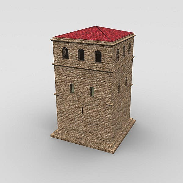 Konkurrenceindlæg #9 for Fantasy buildings for a new online game