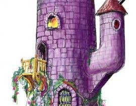 #6 for Fantasy buildings for a new online game by Hotata