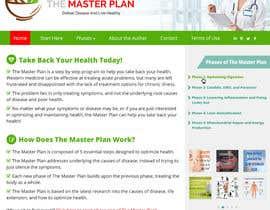 Nro 18 kilpailuun Design a Website Mockup käyttäjältä azzou22