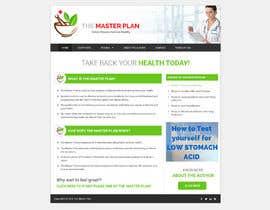 Nro 13 kilpailuun Design a Website Mockup käyttäjältä omwebdeveloper
