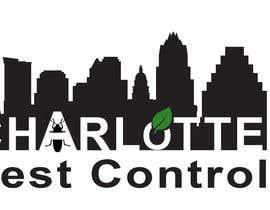 Nro 6 kilpailuun Charlotte Pest Control Logo for Bulwark Exterminating käyttäjältä islam1101