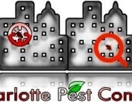Nro 16 kilpailuun Charlotte Pest Control Logo for Bulwark Exterminating käyttäjältä manishpansare123