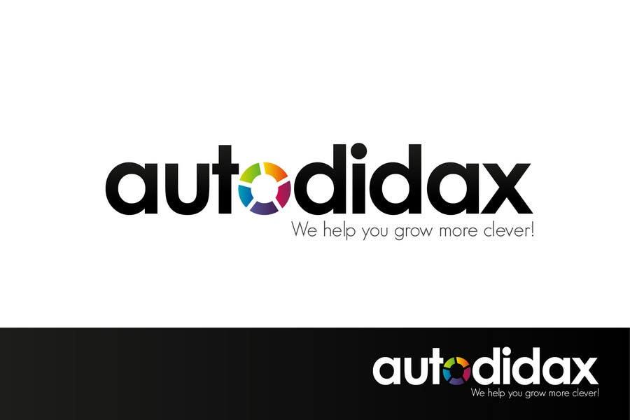 Конкурсная заявка №99 для Logo Design for autodidaX - be creative ;)