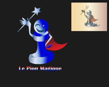 #21 for Le Pion Magique by stamarazvan007