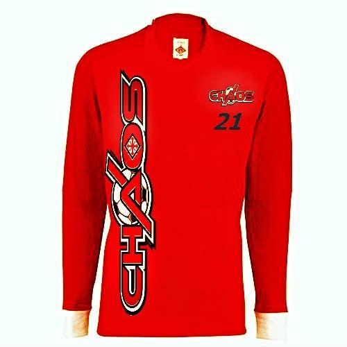 Penyertaan Peraduan #                                        10                                      untuk                                         Design a T-Shirt for our Youth Soccer Club