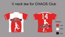 Graphic Design Entri Peraduan #19 for Design a T-Shirt for our Youth Soccer Club