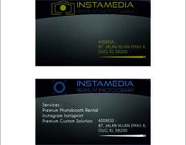 #76 for Business Card Design for Creative Event company af TATHAE