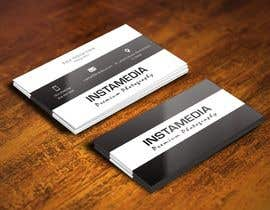 #60 para Business Card Design for Creative Event company por pointlesspixels