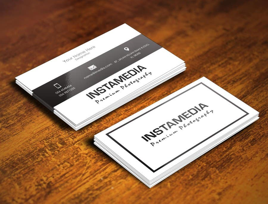 #61 for Business Card Design for Creative Event company by pointlesspixels