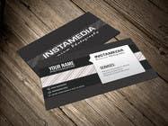 Graphic Design Inscrição do Concurso Nº30 para Business Card Design for Creative Event company