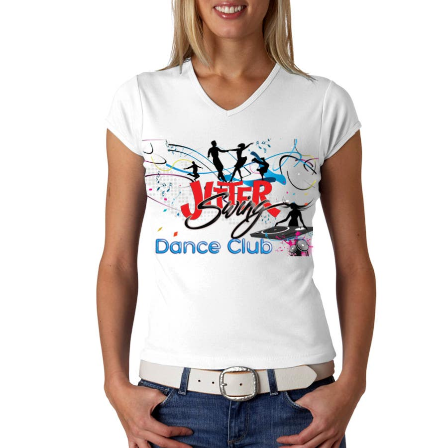 #34 for Graphic Design for JitterSwing Dance Club by creativework07