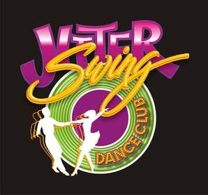 #53 for Graphic Design for JitterSwing Dance Club by YONWORKS