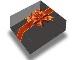 Nro 7 kilpailuun Design a Wrapped Gift Mockup käyttäjältä jscoop