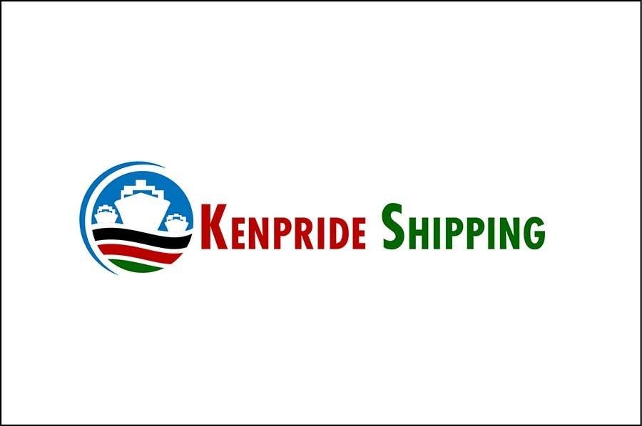 Kilpailutyö #11 kilpailussa Creative Logo needed for shipping company
