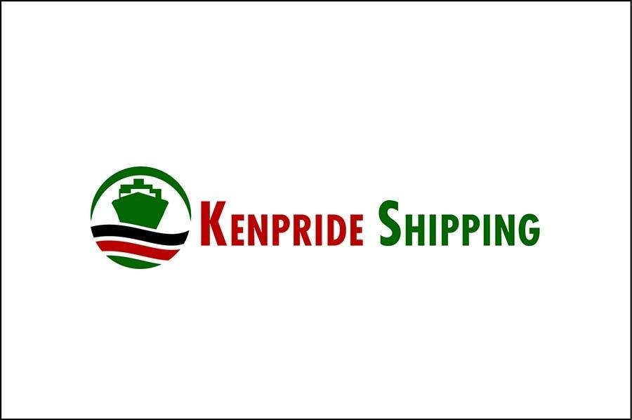 Kilpailutyö #29 kilpailussa Creative Logo needed for shipping company