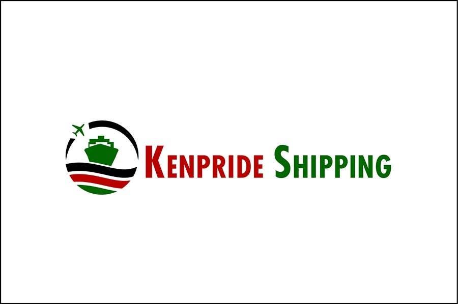 Kilpailutyö #53 kilpailussa Creative Logo needed for shipping company