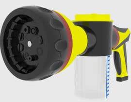 utopiasjqv tarafından Redesign of Water Nozzle with Soap or Fertilizer Dispenser için no 3
