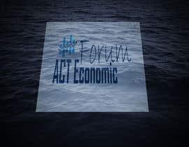 Nro 1 kilpailuun Design a Logo  for Economic Forum käyttäjältä hedyaouiboubaker
